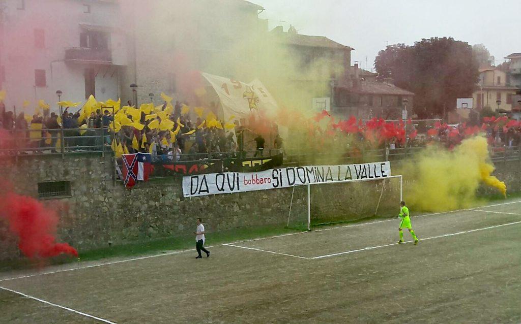 Pro Ficulle-Fabro, lo spettacolo del derby orvietano