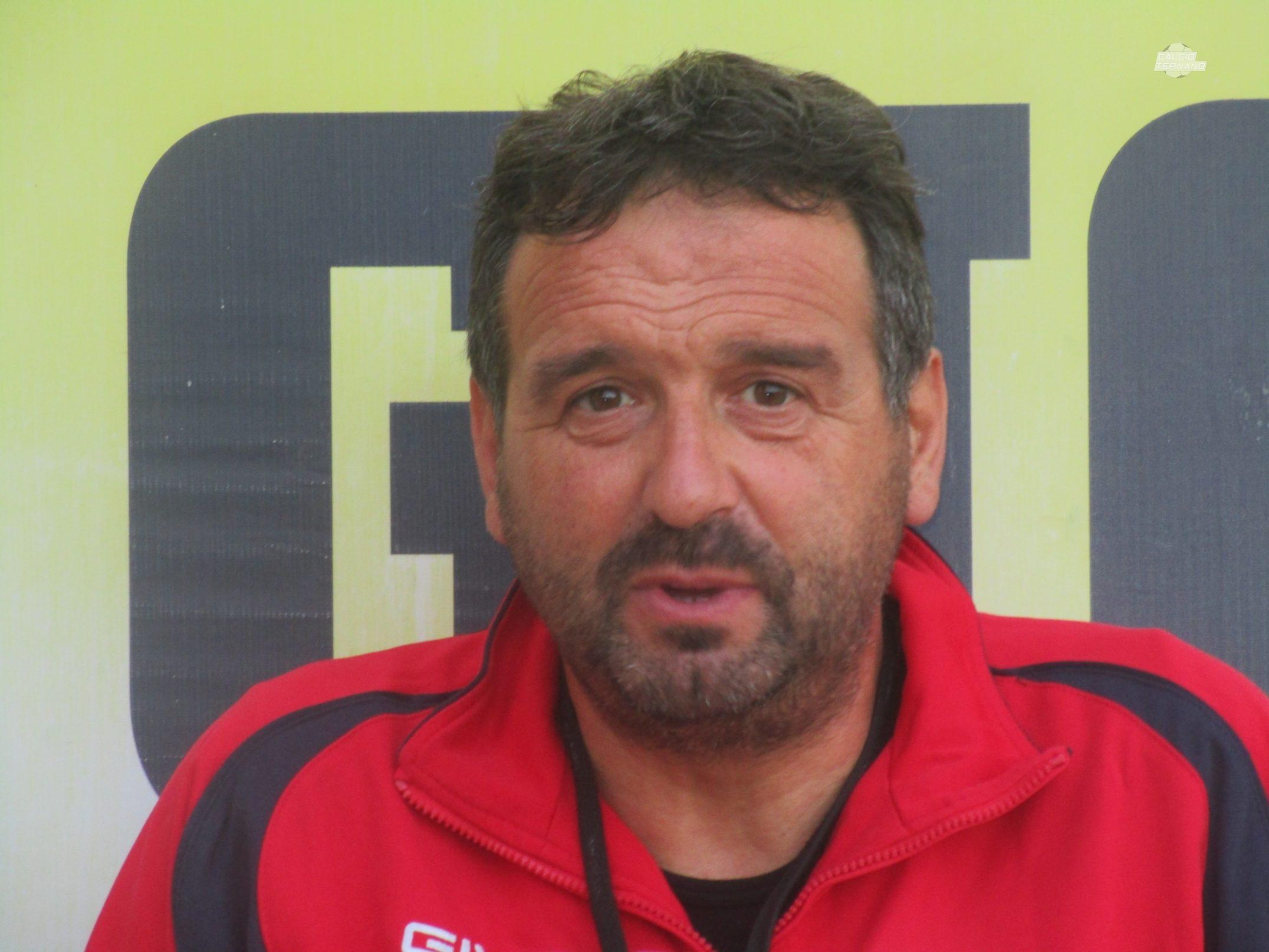 Carlo Buzzicotti allenatore Giove