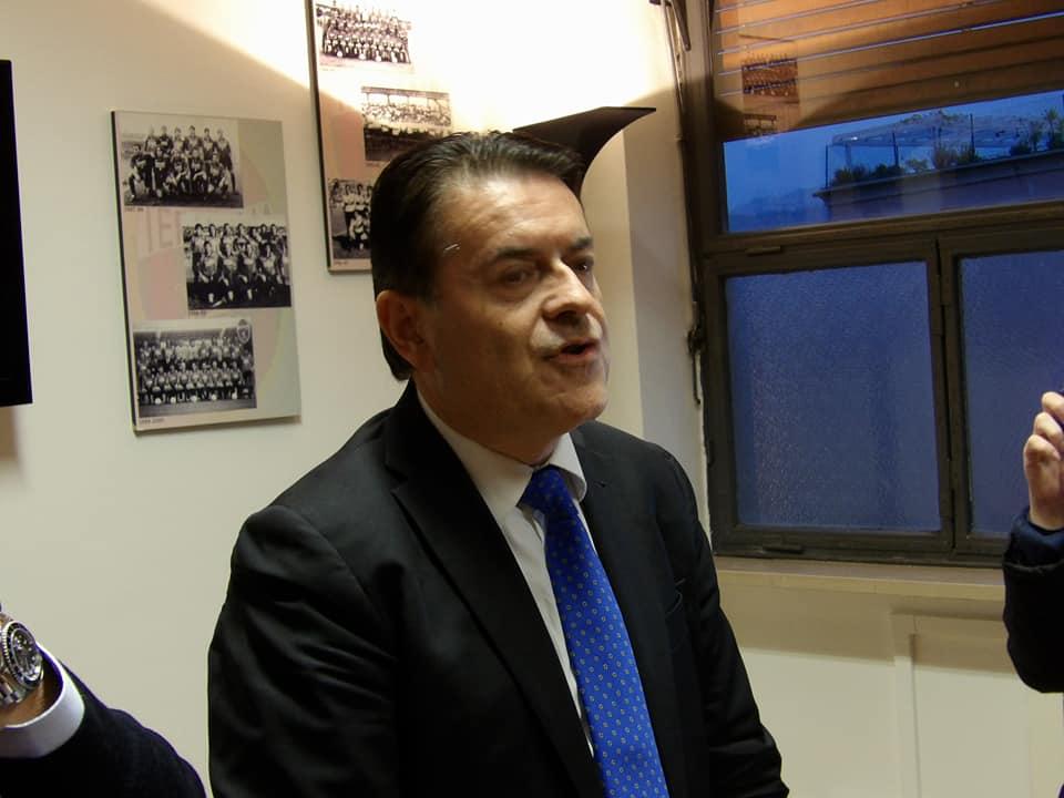 Ternana calcio, avvocato Massimo Proietti 'Nessuna intenzione di cedere la società'