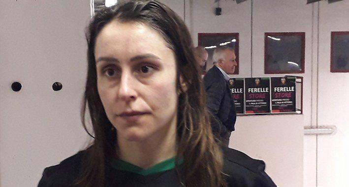 Ternana Femminile, Valeria Schmidt 'Peccato il gol sia stato inutile'