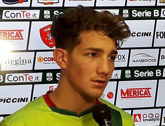 Ternana, due giovani rossoverdi all'esordio tra i professionisti