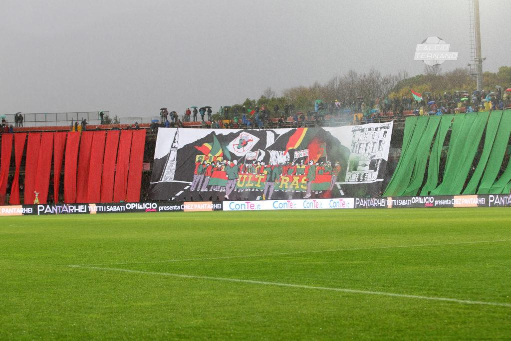 Ternana-Parma, al Liberati un pezzo di storia calcistica italiana