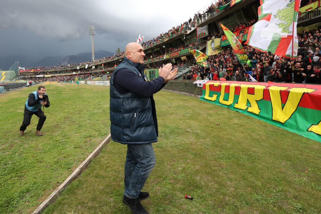 Ternana, dichiarazioni di Stefano Bandecchi post Cesena-Ternana