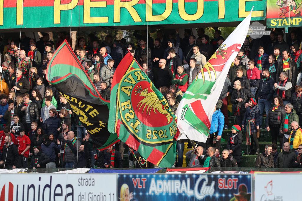 Ternana, l'incubo Serie C ad un passo
