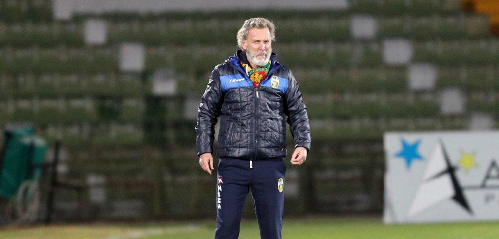 Lega Pro ufficiale Bisceglie, esonerato Sandro Pochesci