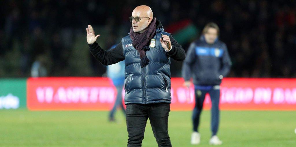 Ternana calcio ufficiale, Luca Evangelisti sollevato dall'incarico