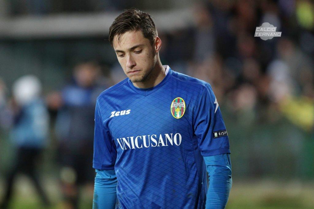 Ternana, Alessandro Plizzari convocato in Under 19