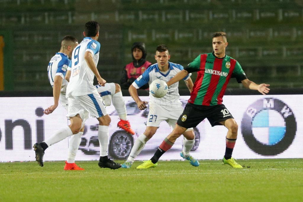 Foggia-Ternana, la gara più spettacolare della Serie B