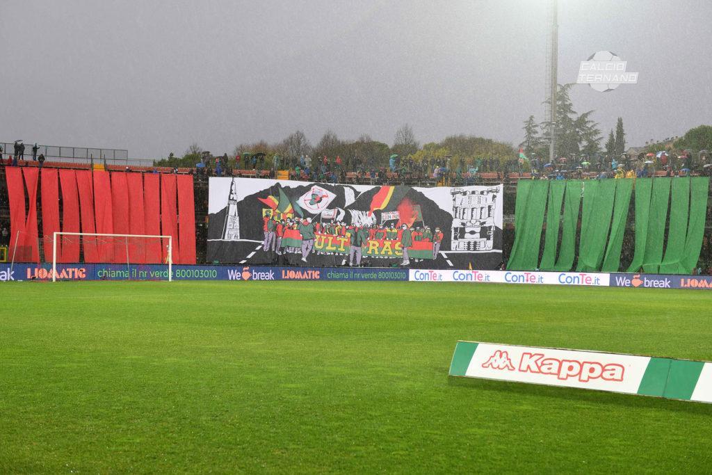 Ternana-Perugia ufficiale, la decisione della Corte Sportiva
