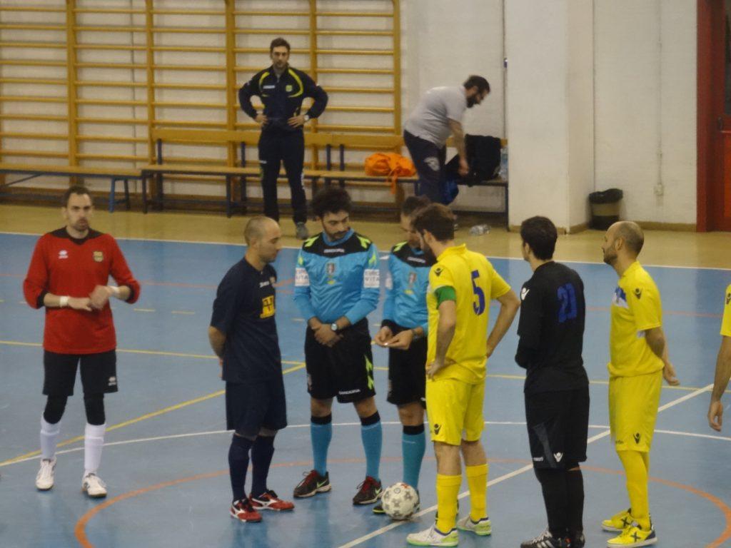 Clt-Ponte San Lorenzo 3-2, derby ternano ai padroni di casa