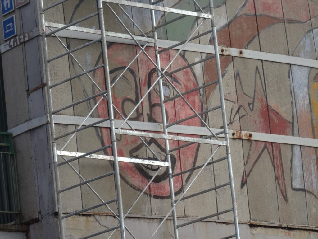 Ternana, le foto dei lavori allo stadio Libero Liberati