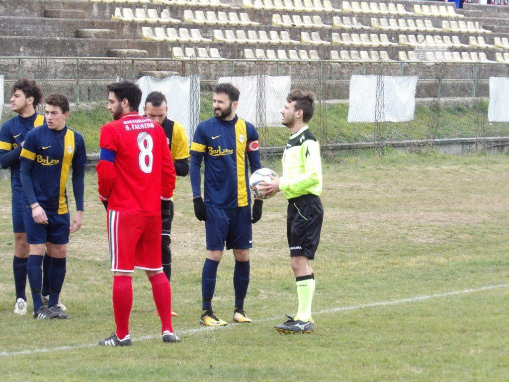 Amc98-Lugnano in Teverina 2-0, prima vittoria per il tecnico Montecchiani