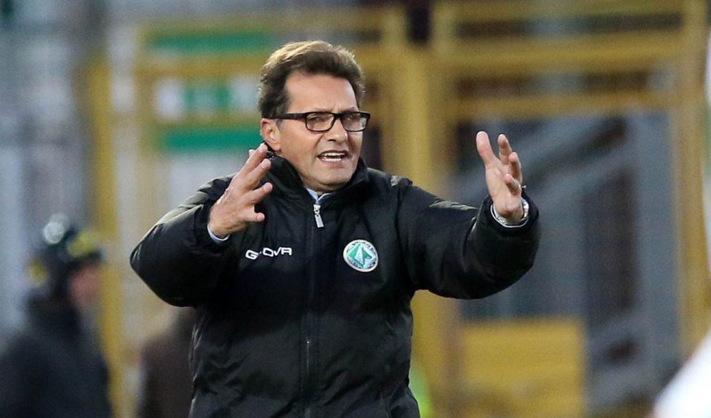Serie B Avellino ufficiale, esonerato Walter Novellino
