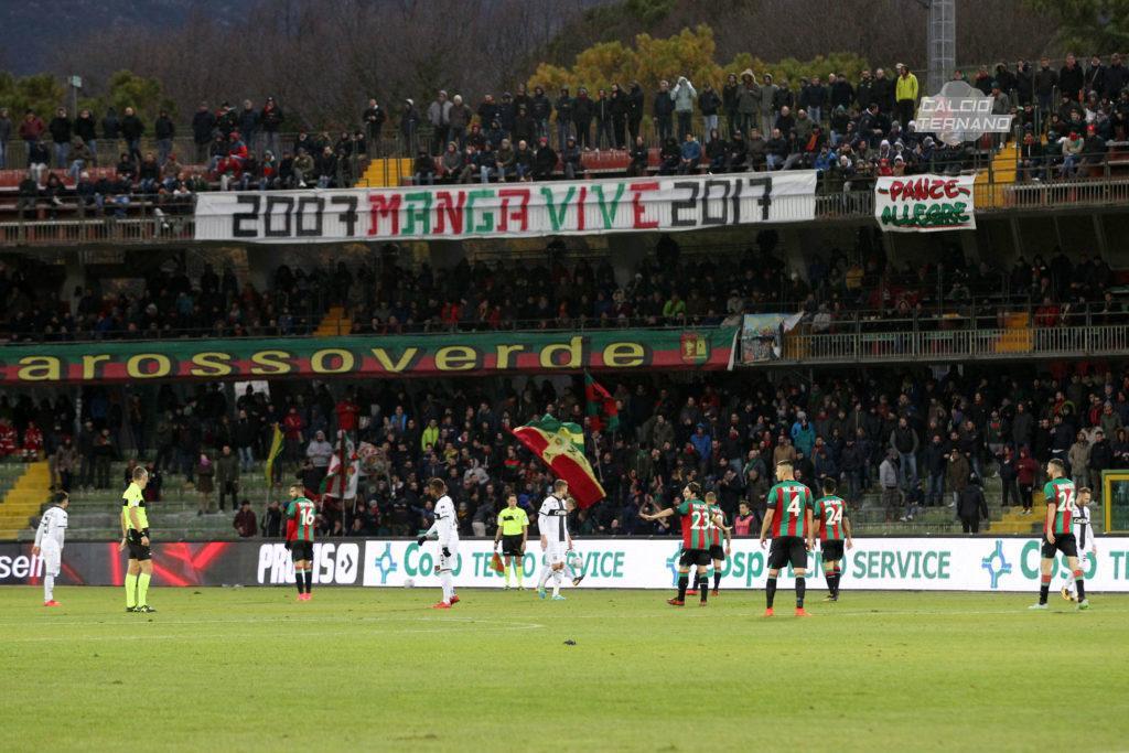 Calciomercato Ternana, nel mirino Giuseppe Statella del Cosenza