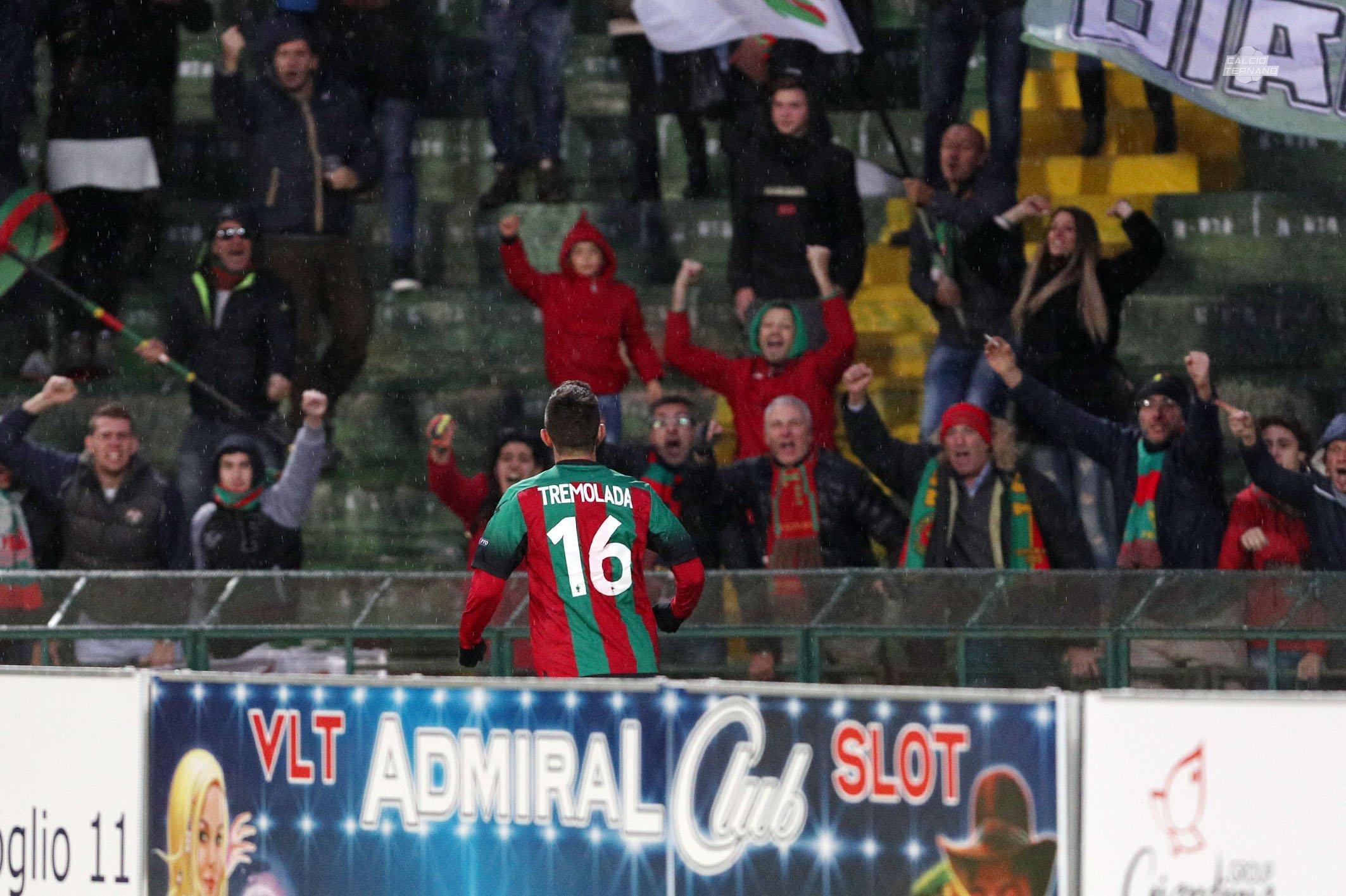 Ternana-Pro Vercelli, segui in diretta il match con Calcio Ternano