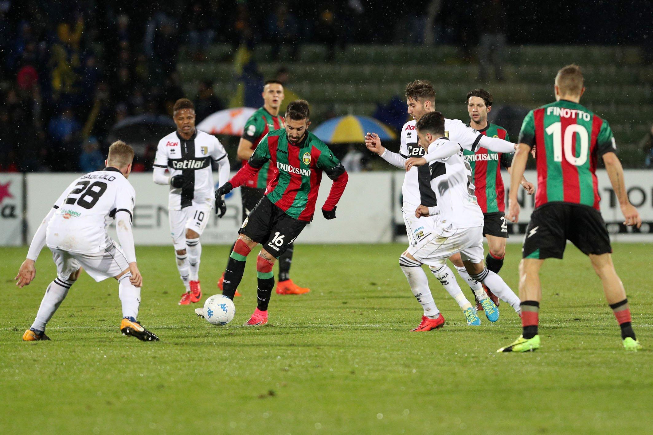 Parma-Ternana 2-0, rossoverdi vicini al baratro della Serie C