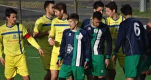Olympia Thyrus-Giove 1-2, le pagelle del match