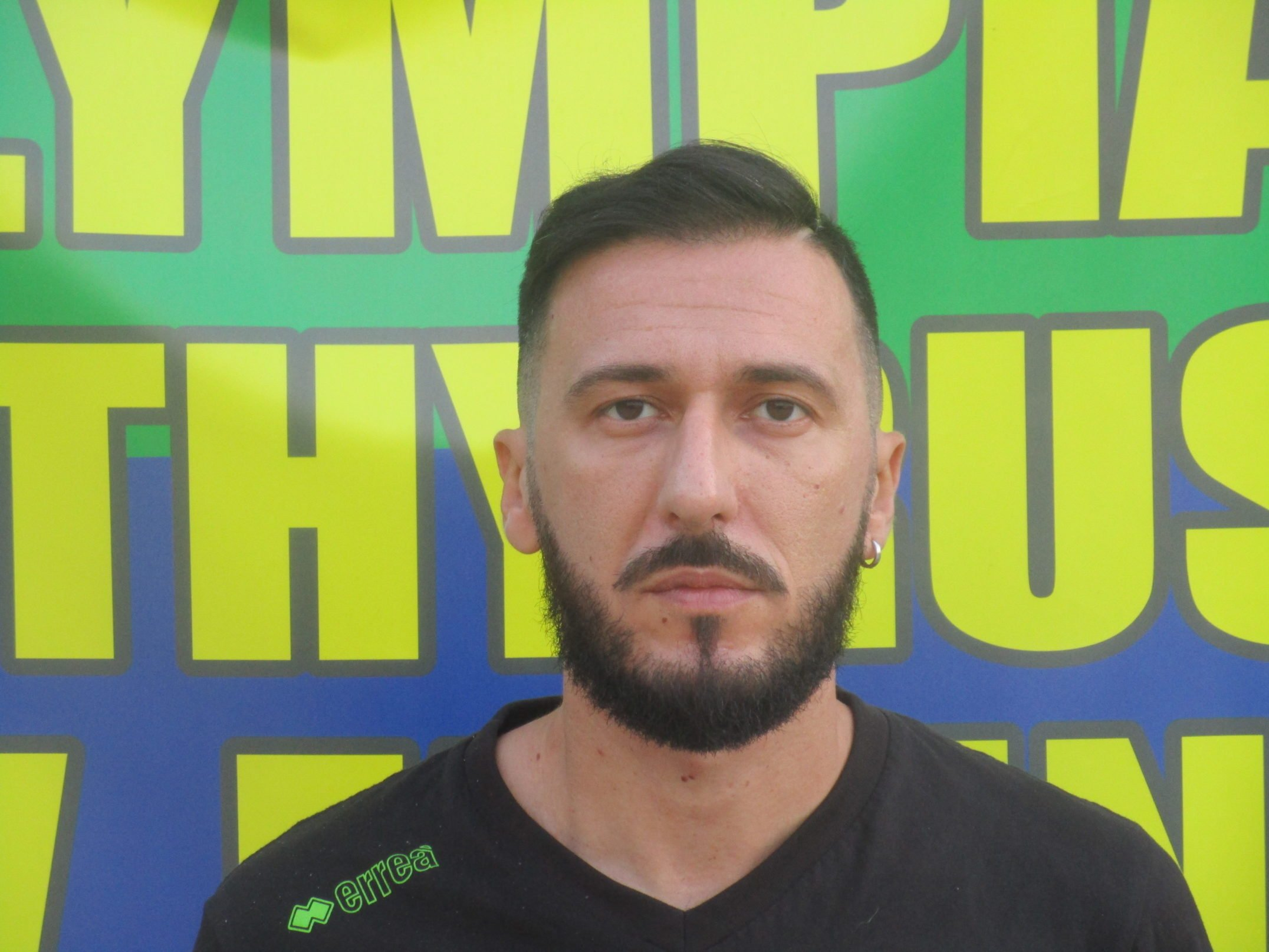 Fabrizio Frabotta allenatore
