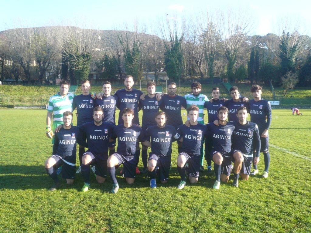 Narnese-Orvietana 2-1, il derby è dei padroni di casa