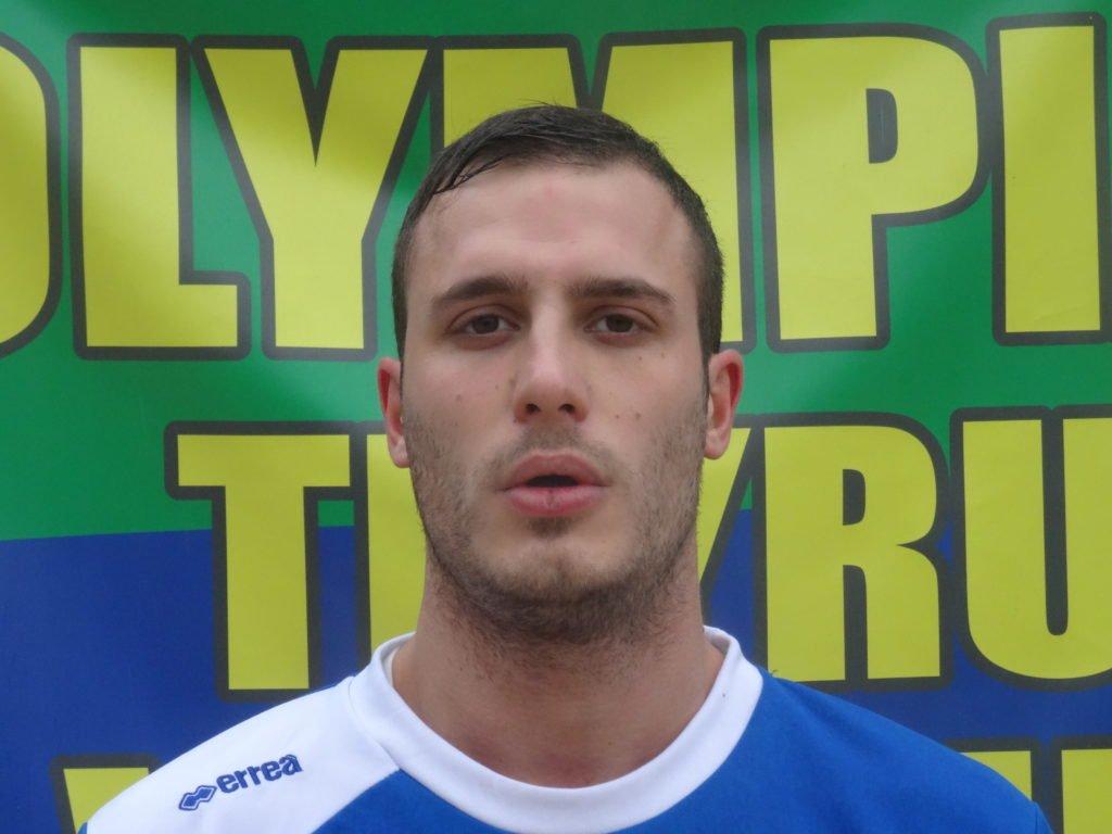 Terni Est Soccer School, Simone Lucidi è il primo colpo