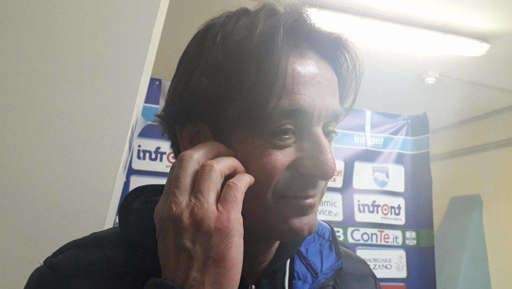 Pescara-Ternana, Emilio Coraggio 'Non possiamo sempre buttare via i punti'