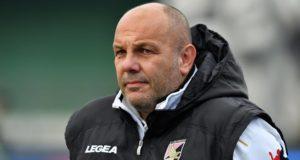Palermo-Ternana, Bruno Tedino ' Felici per la vittoria'
