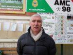 Amc98 ufficiale, Enzo Montecchiani confermato in panchina