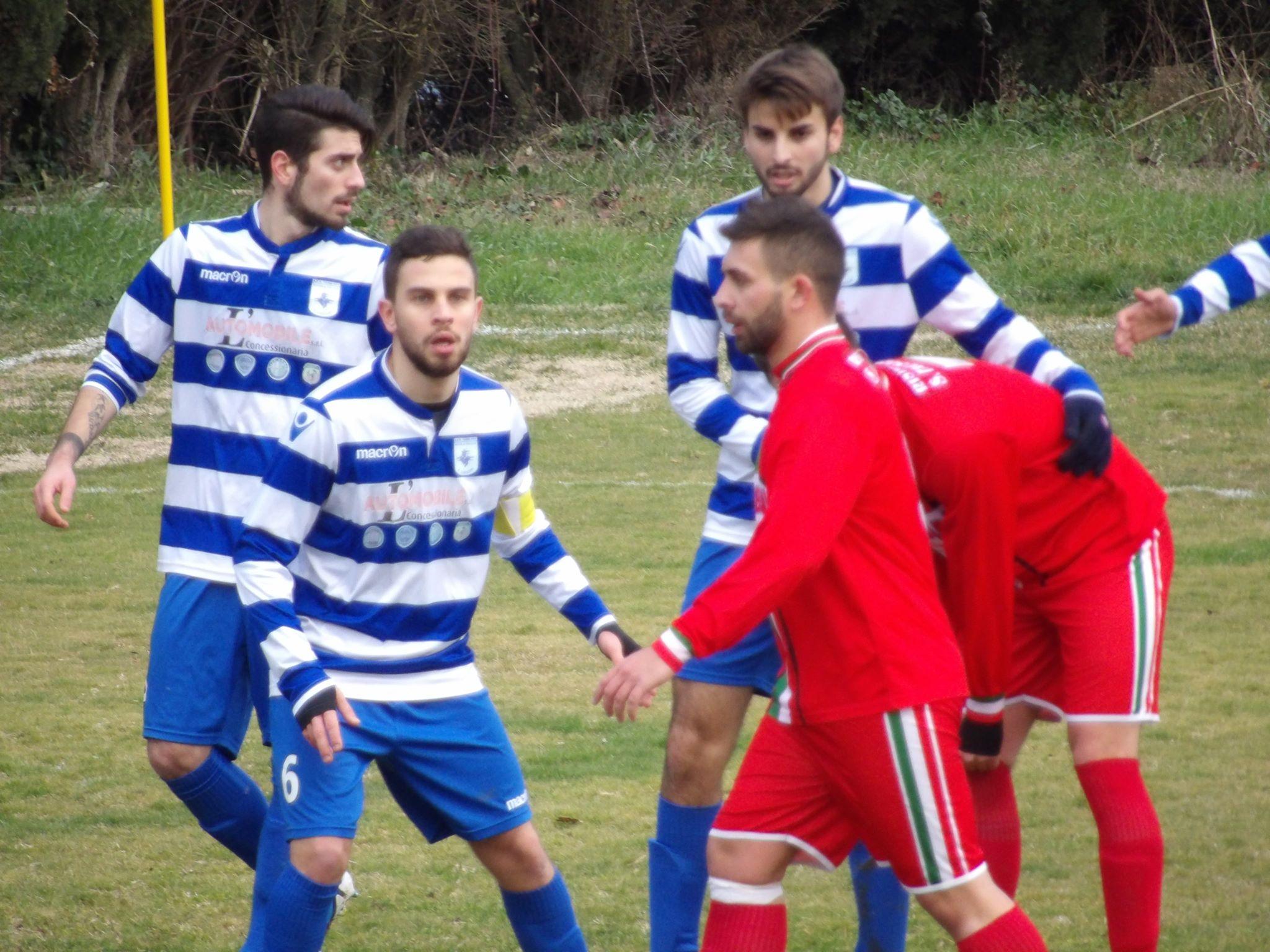 Terni Est Soccer School, Filippo Gentileschi 'Vittoria fondamentale per classifica e morale'