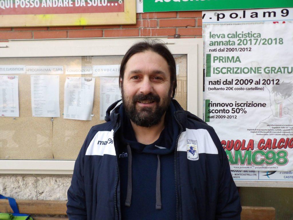 Amerina, Gino Trotti
