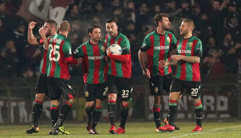 Ternana calcio, ecco il possibile girone dei rossoverdi in Serie C