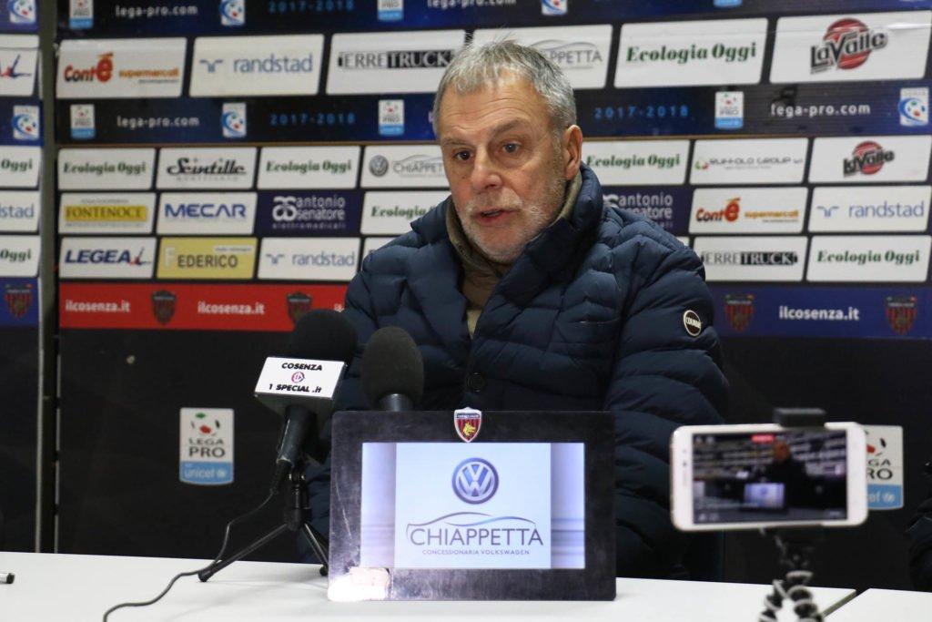 Calciomercato Ternana, Piero Braglia 'Statella è giusto che parta'