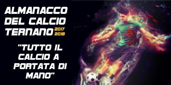 Almanacco del Calcio Ternano, la stagione calcistica a portata di mano