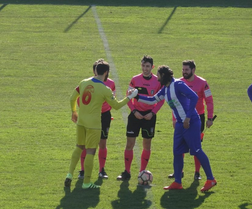 I capitani di Giove e Montefranco in campo