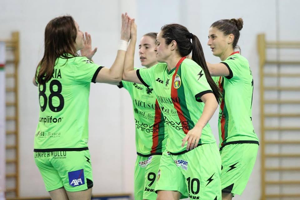 Pescara-Ternana Femminile 1-7, rossoverdi devastanti in casa della capolista