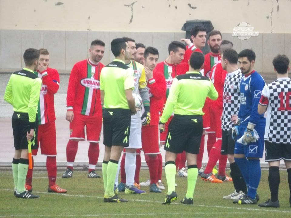San Marco Juventina-Amc98 2-1, sconfitta di misura per i ternani