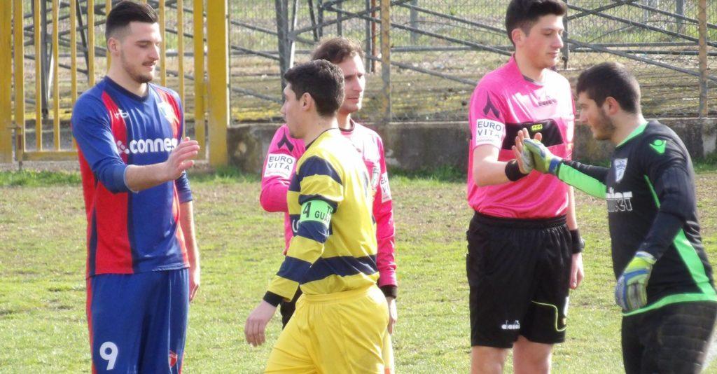 OSG Bosco-Campitello 1-1, il derby termina in parità