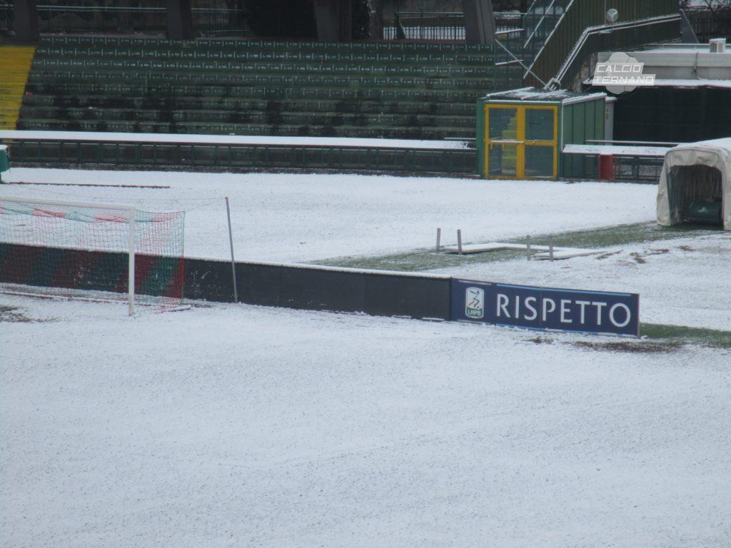 Serie B ufficiale, rinviata una partita
