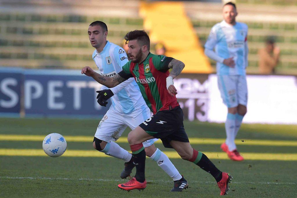 Ternana calcio, doppia retrocessione per tre rossoverdi