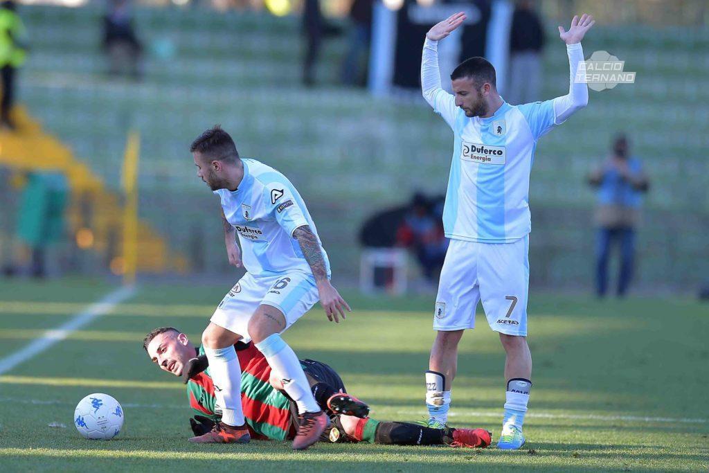 Calciomercato Ternana, nome nuovo in entrata per i rossoverdi
