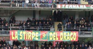 Ternana, La Stirpe del Drago 'Obiettivo organizzare il 400^ pullman da trasferta'