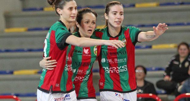 Ternana Femminile-Cagliari 4-3, vittoria nel primo atto dei play-off