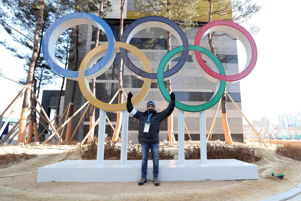 Olimpiadi Pyeongchang, Luca Pagliaricci 'Adrenalina ed emozione'