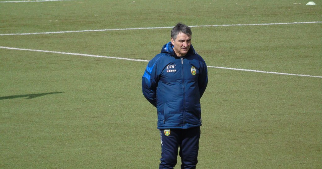 Ternana calcio, Luigi De Canio 'Preferirei il girone B'