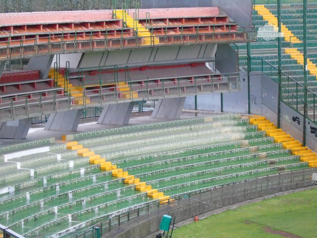 Ternana-Frosinone, dato prevendita tifosi giallazzurri