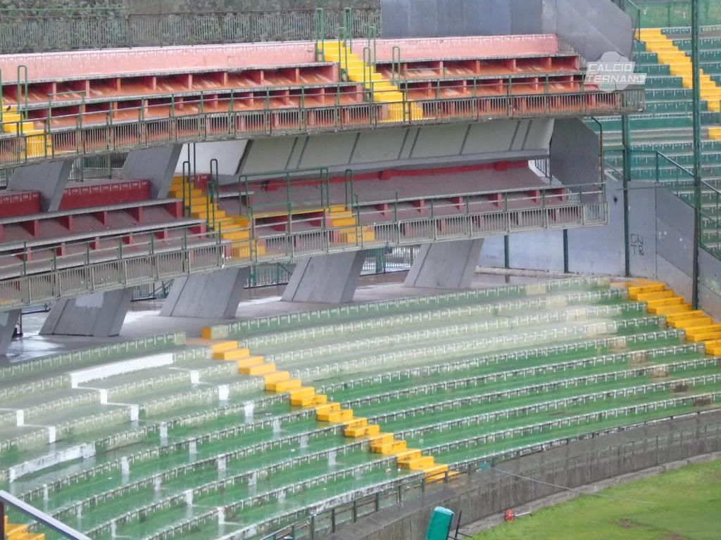 Lega Pro Ternana-Sambenedettese, dato biglietti venduti ai tifosi ospiti