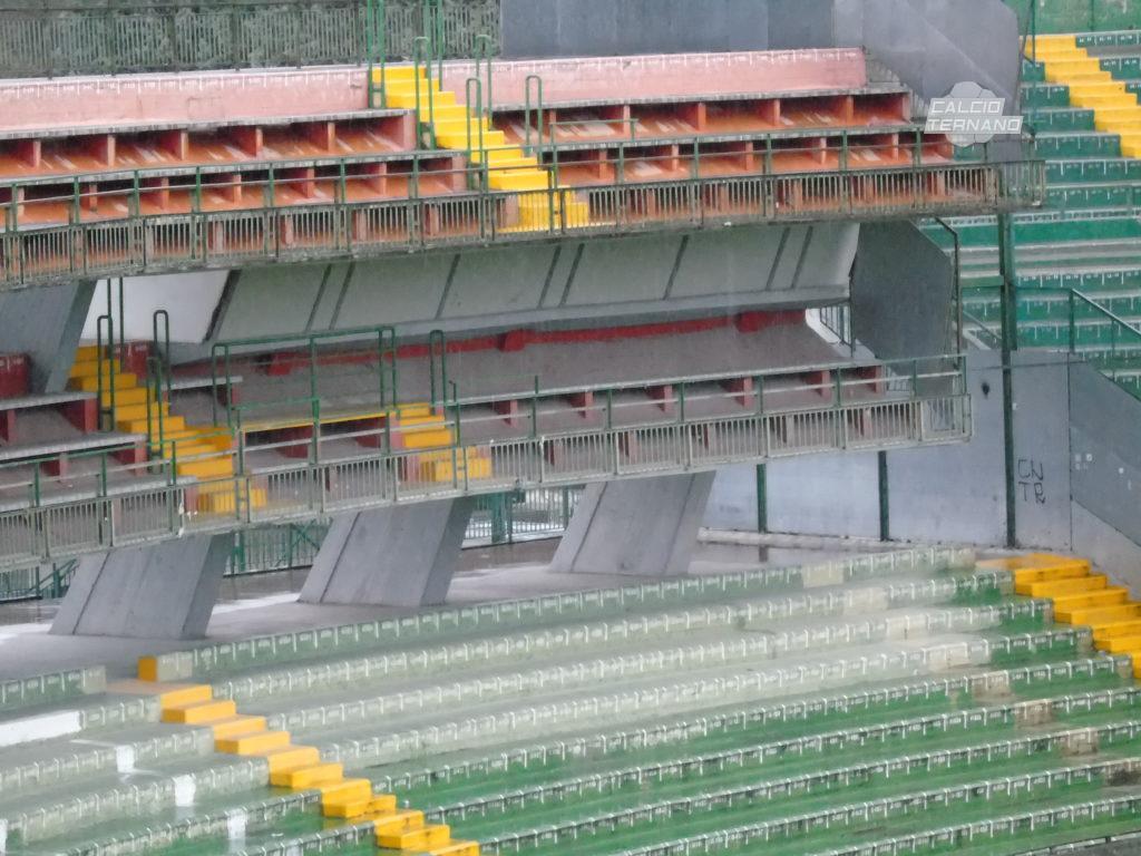 """Ternana-Frosinone, curva ospiti """"Sold out"""""""