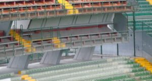 "Ternana-Frosinone, curva ospiti ""Sold out"""