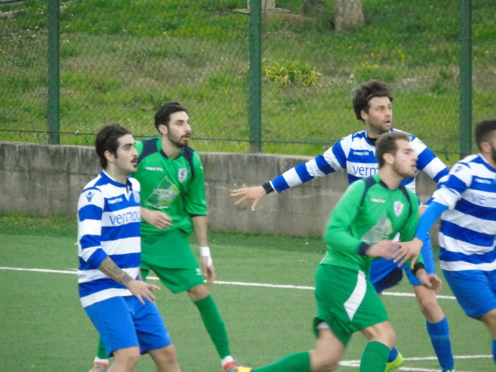 Olympia Thyrus-San Venanzo 3-3, le pagelle del match
