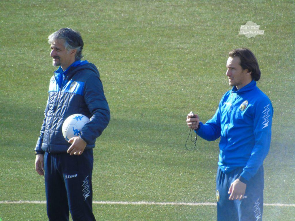 Ternana ufficiale, due nomi storici nello staff tecnico rossoverde