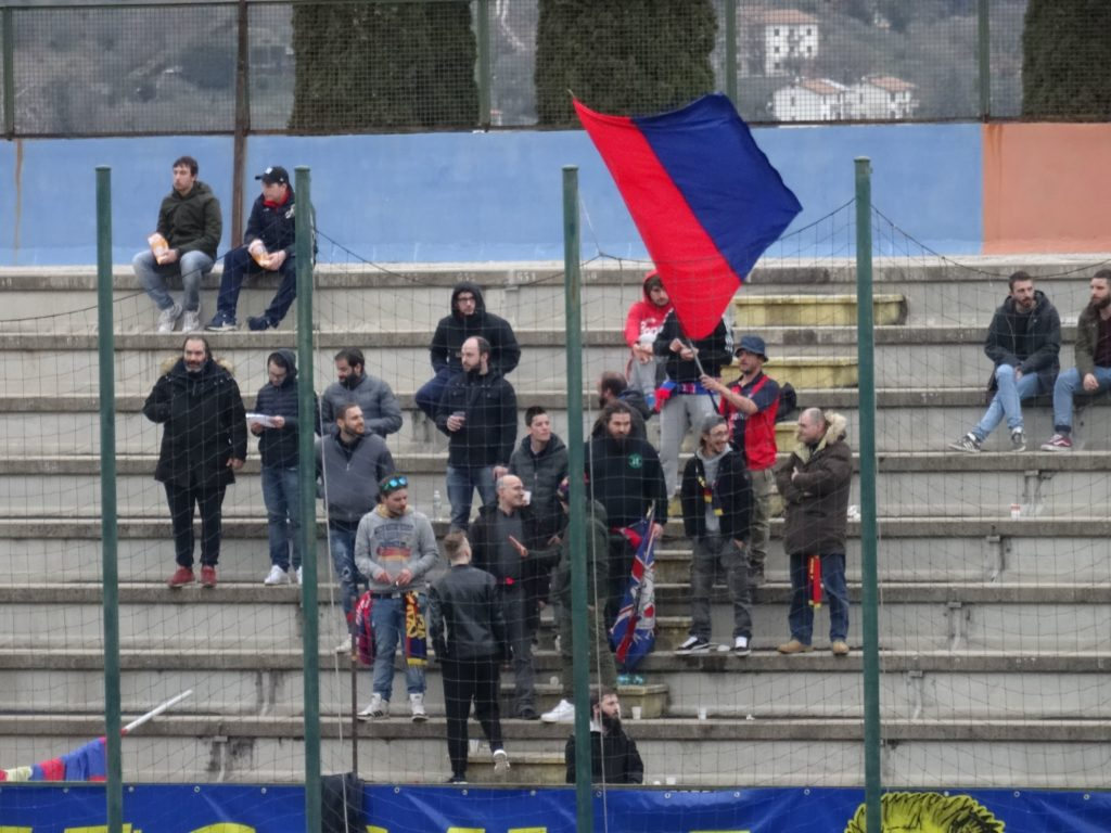 Narnese-Pontevecchio 1-1, le pagelle dei rossoblù